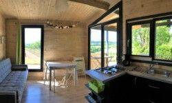 Camping Les Verguettes - Chalet Transylvanie