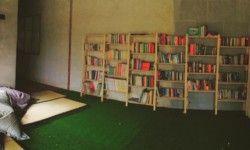 Camping Les Verguettes - Bibliothèque