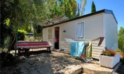 Camping Les Verguettes - Mobilhome Trigano