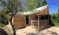 Camping Les Verguettes - Lodge Sahari