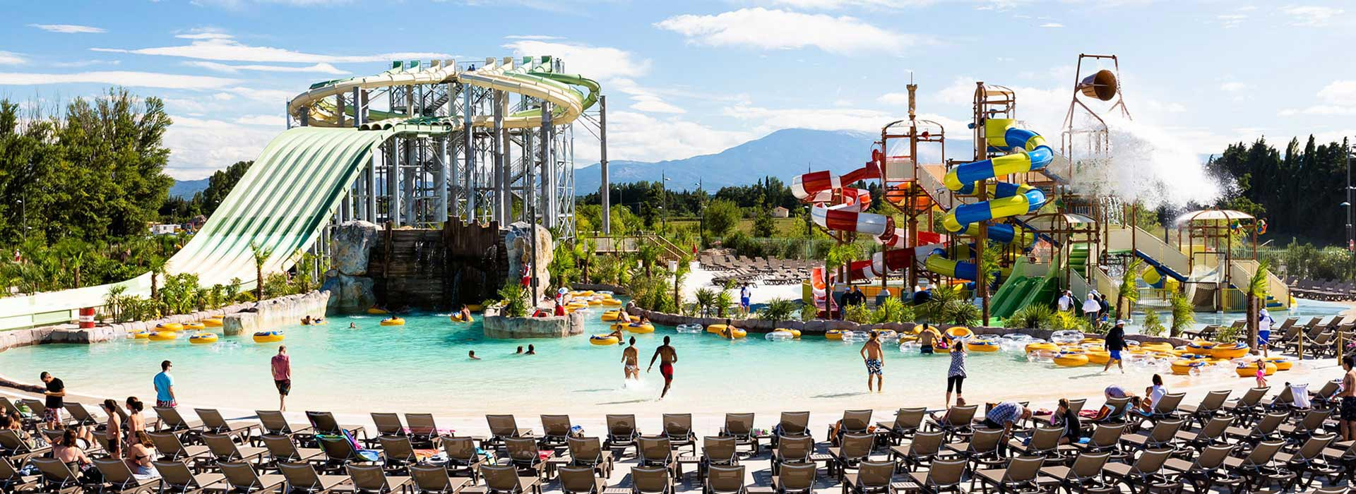 Camping Les Verguettes Splashworld